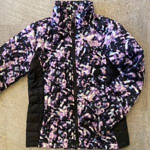 North Face little girls jacket S 7/8
